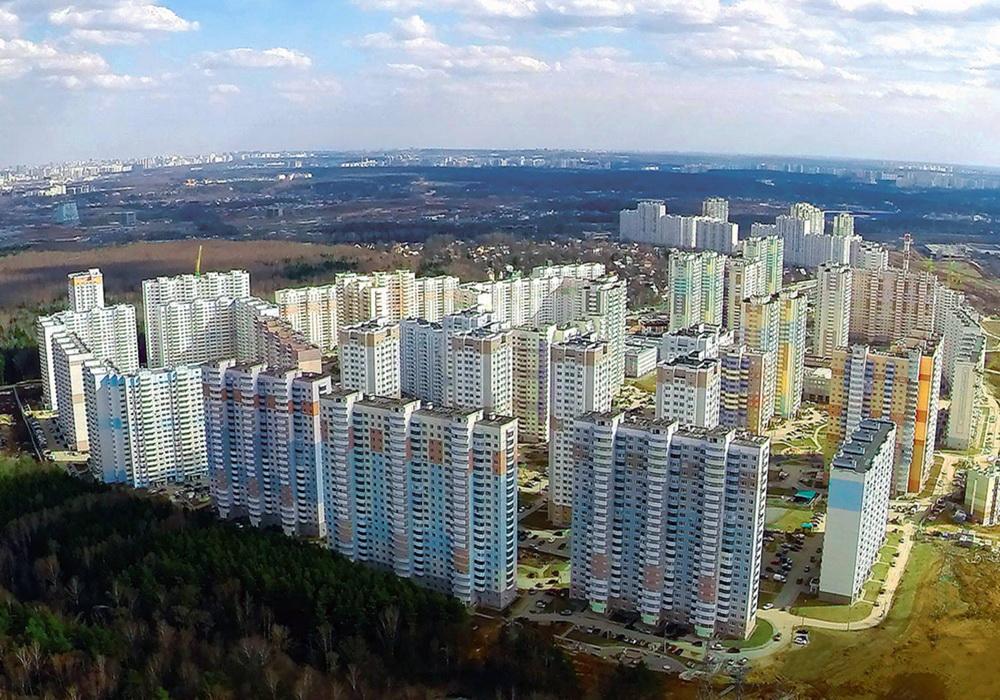 фото района трехгорка