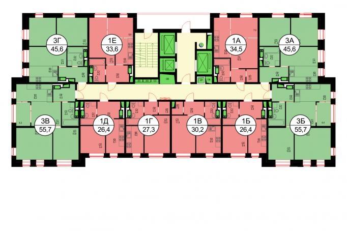 купить квартиру в пос октябрьский люберецкого района на авито