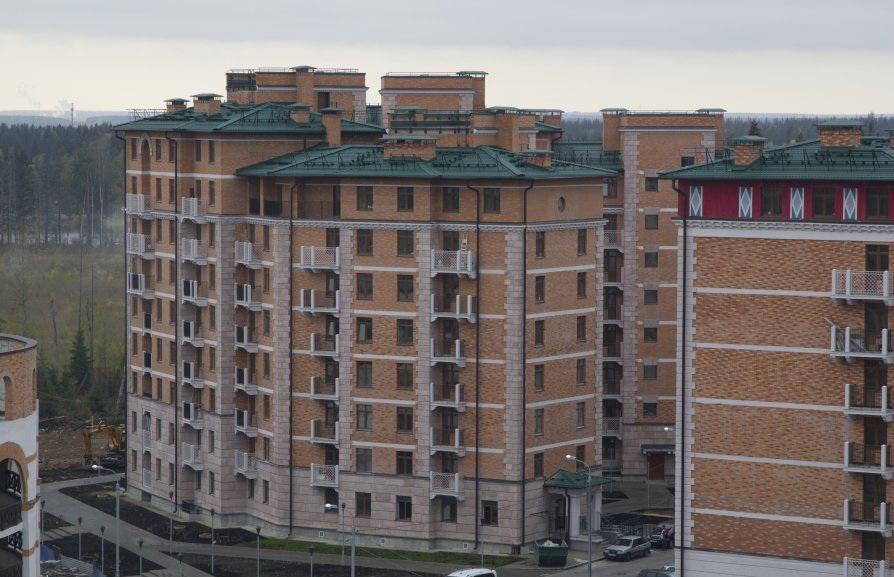 Купить квартиру от застройщика в подмосковье  Меркон Групп
